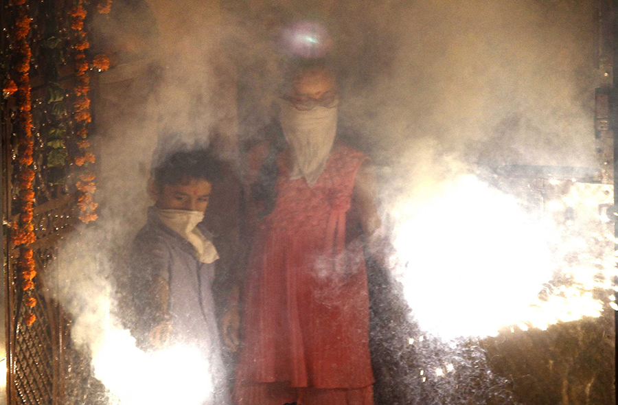 Diwali-Crackers-Pollution